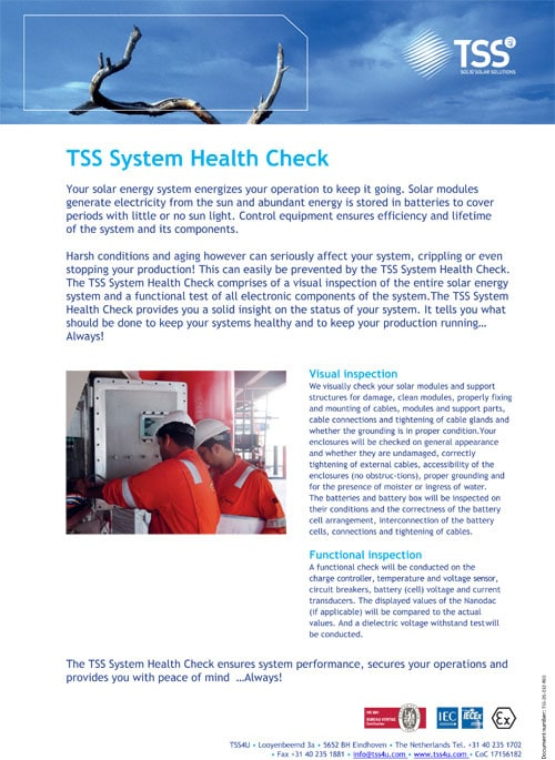 System Health Check