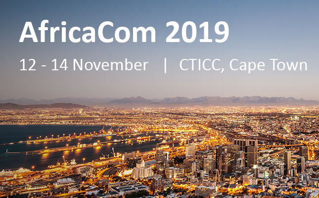 AfricaCom 2019 Cape Town