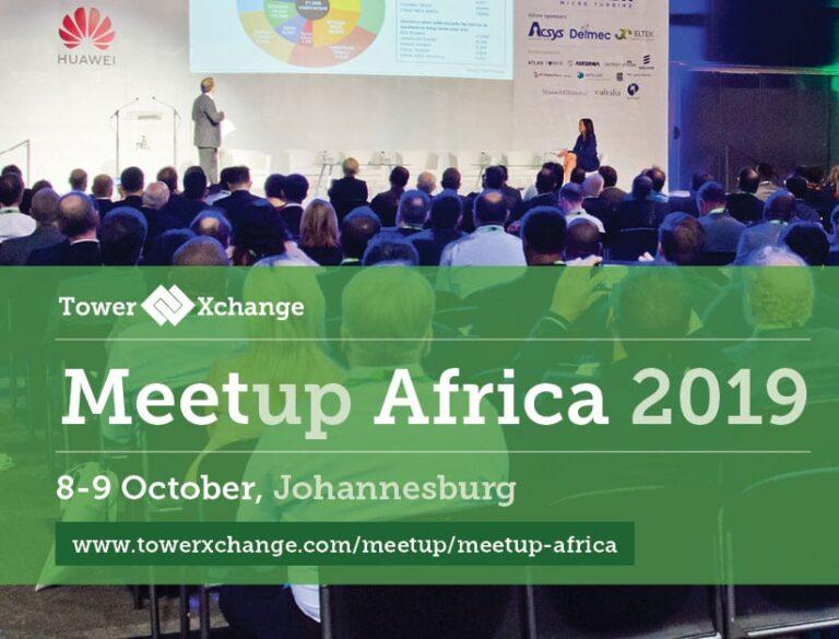 TowerXchange Meetup Africa 2019