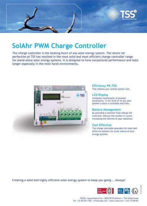 SolAhr PWM Controller