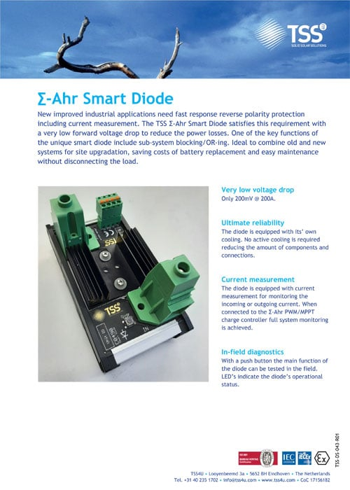 Smart Diode